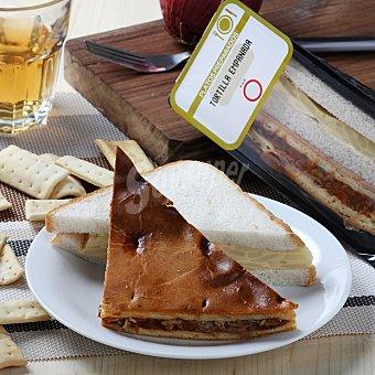 Sandwich de tortilla y empanada 140 g