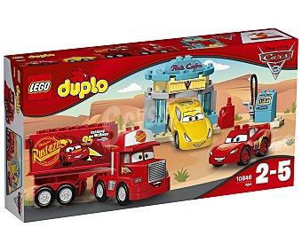 Lego duplo Juego de construcciones con 28 piezas Cafetería de Flo, Cars Duplo 10846 lego