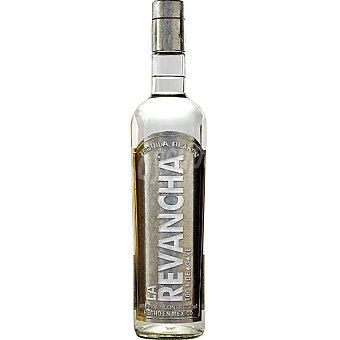 LA REVANCHA Tequila blanco 100% agave hecho en Méjico Botella 70 cl