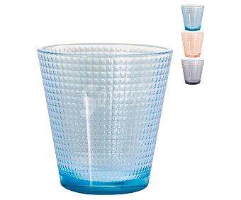 Pasabahce Vaso de vidrio de color con relieve, , varios colores, Generation pasabahce 0,25 litros