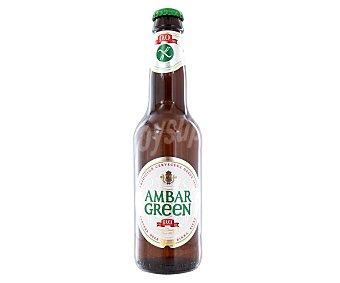 Ambar Green Cerveza 0,0 Sin Gluten 33 Centilitros