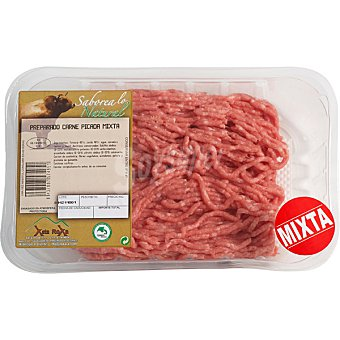 XATA ROXA Carne picada mixta de vacuno y cerdo Bandeja 390 g