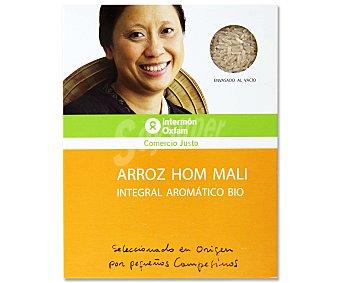 Intermón Oxfam Arroz Hom Mali Integral Bio 1 kilo