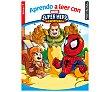 Aprendo a leer con Super hero adventures nivel 1, vv. aa. género: infantil. editorial marvel. Marvel