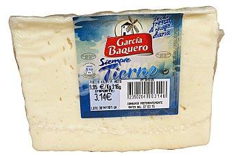 Garcia Baquero Queso tierno mezcla 350 g peso aproximado