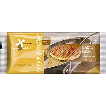 MOLEN AARTJE wafels biológicos con miel paquete 175 g