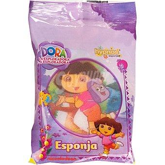 Hypnos Esponja de baño infantil Dora La Exploradora Bolsa 1 unidad
