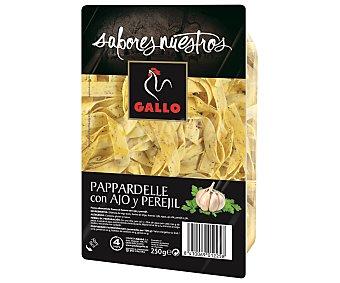 Gallo Pappardelle con ajo y perejil 250 gr