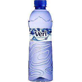 Veri Agua mineral del pirineo Botella 50 cl