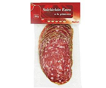 Auchan Salchichón Extra Pimienta 150 Gramos