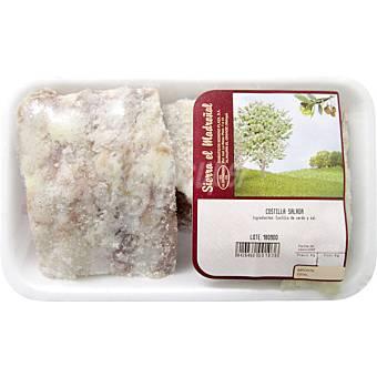 SIERRA EL MADROÑAL Costillas saladas de cerdo Bandeja 500 g