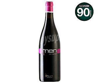 Men de Mencía Vino tinto de mencía con denominación de origen Bierzo botella de 75 centilitros