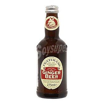 Fentimans Cerveza de jengibre sin alcohol Botella 27,5 cl