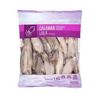 Hacendado Calamar congelado sucio entero Paquete 1 kg