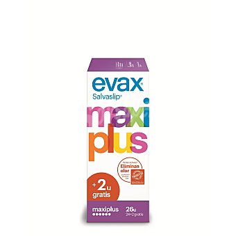 Evax Protege slips maxiplus Paquete 24 ud