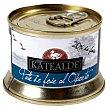 Paté de foie al aporto Lata 130 gr Katealde