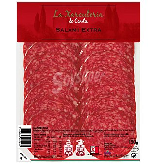 Condis SALAMI EXTRA 150 GRS