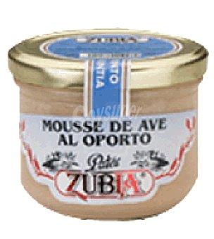 Zubia Mousse de ave a lo oporto zubia 190 g