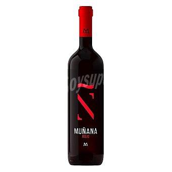 VINO MUÑANA Vino tinto viña muñana Botella de 75 cl