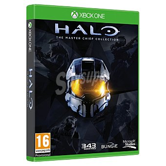 XBOX ONE Videojuego Halo: The Master Chief Collection  1 Unidad
