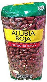 Hacendado Alubia roja Paquete 500 g