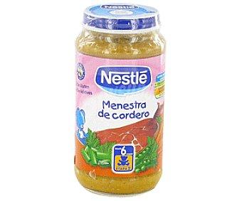 Nestlé Tarrito de Menestra de Cordero 250 Gramos
