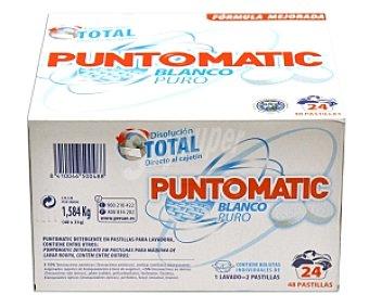 Puntomatic Detergente Pastillas 48 Unidades