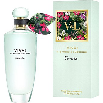 Victorio & Luccino Viva Esencia eau de toilette natural femenina spray 100 ml Spray 100 ml