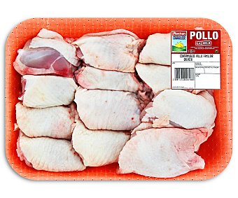 Auchan Producción Controlada Contramuslos de Pollo Galmier 1500 gramos