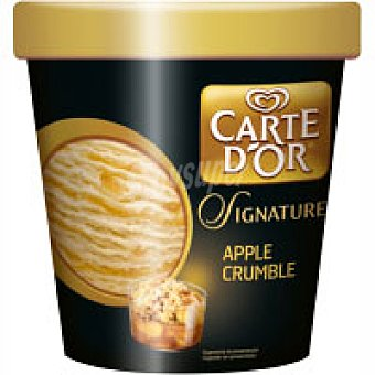 Carte D'Or Frigo Apel Crumble Signature Tarrina 450 ml