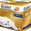 Comida gato selección 8u 680g 8u 680g Gourmet