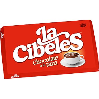 LA CIBELES Chocolate a la taza Tableta 200 g