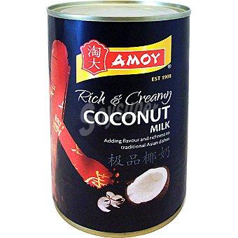 Amoy Leche de coco lata 400 g lata 400 g