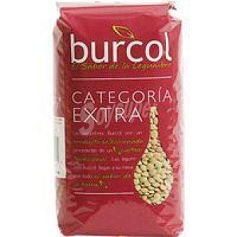 Burco Lenteja castellana de la Mancha Paquete 1 kg