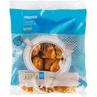 Eroski Mini croissant Paquete 300 g