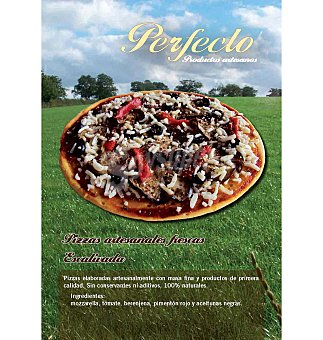 Pizza 4 estaciones 400 g
