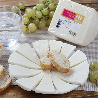 Carrefour Queso tierno mezcla 750.0 g.
