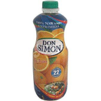 Don Simón Zumo fresco naranja sin pulpa Pet 1.5 lts