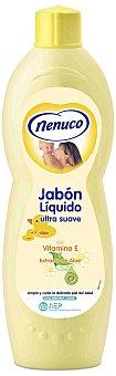 Nenuco Jabón líquido para bebés con aloe vera Bote 1.125 l