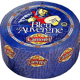Cantorel Queso azul francés peso aproximado pieza 3 kg