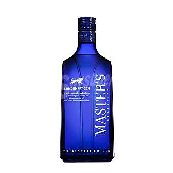 MASTER´S Ginebra tipo London dry gin 70cl