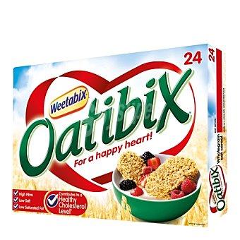 Weetabix Cereal de avena entera Oatibix 540 g