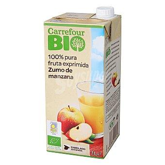 Carrefour Bio Zumo de manzana 1 l