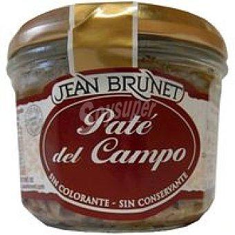 Jean Brunet Paté del campo Tarro 180 g