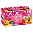 Colección de infusiones de fruta en Bolsitas 20 ud Bonomelli
