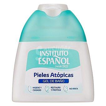 Instituto Español Gel de baño para el cuidado de pieles atópicas Bote 100 ml