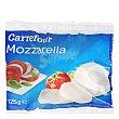 Queso Mozzarella Italiana 125 g Carrefour