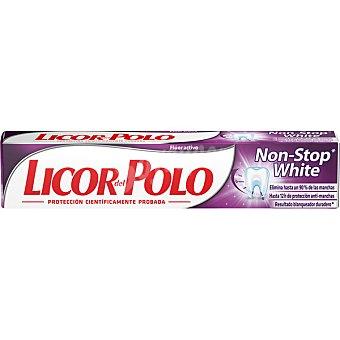 Licor del Polo Pasta dentífrica Non Stop White Tubo de 75 ml