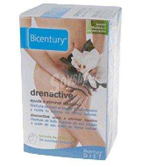 Bicentury Drenactive diet infusion 20 bolsas de 36 gr