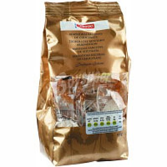 Eroski Almendras rellenas de chocolate Bolsa 150 g